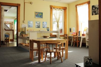 Saxtons River Montessori School, Programs, classroom